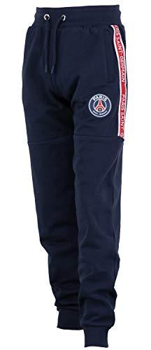 Paris Saint Germain Herren-Sweathose PSG, offizielle Kollektion, Erwachsenengröße L blau