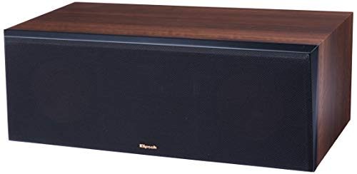 Lowest Prices! Klipsch RP-600C Center Channel Speaker (Walnut)