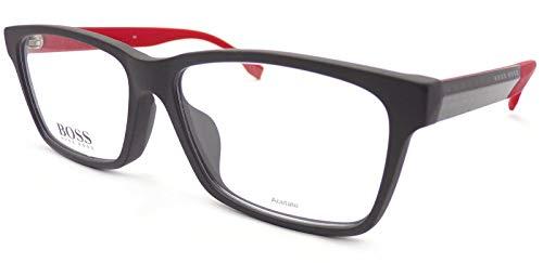 Hugo Boss Brille Monturas de gafas, Negro (Schwarz), 56.0 para Hombre