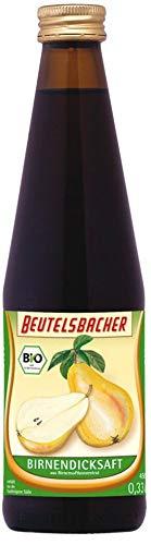 Beutelsbacher Bio Birnen-Dicksaft (2 x 330 ml)