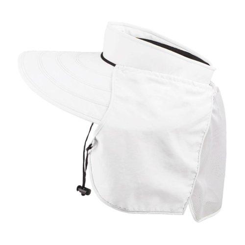 Mcap Taslon UV Visière - Blanc -