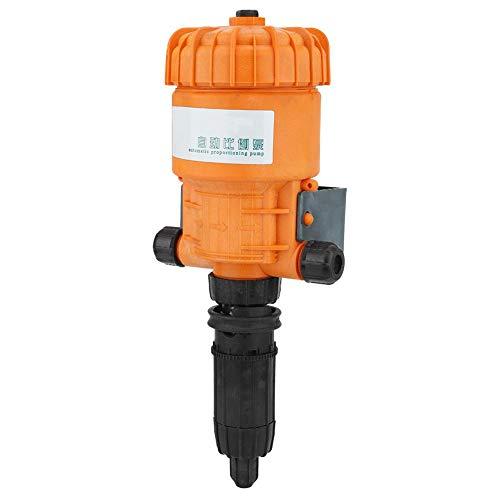 Inyector de fertilizante automático ajustable,0.2-2% Dispensador de dosificación Dosificador de diluyente líquido 10L / h-2500L / h Inyector de goteo para la industria Ganadería de manguera de jardín