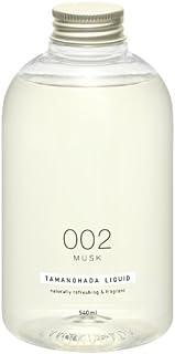 TAMANO Hada 液体液体 002 麝香 540 ml