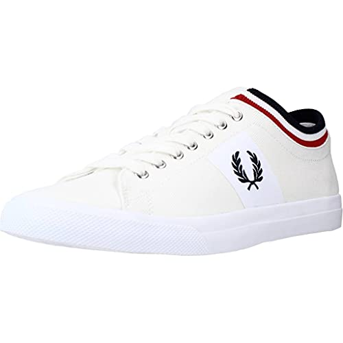 Fred Perry Underspin Tipped Cuff B7106100, Deportivas - 44 EU
