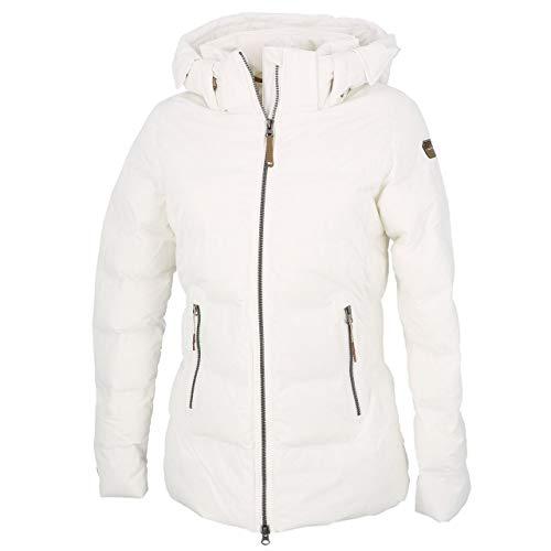 Icepeak Andria 453046 winterjas voor dames, wit