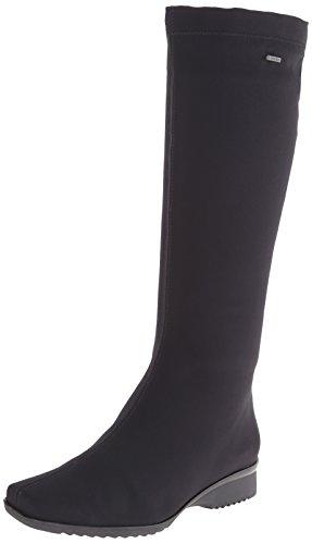 ara Women's Paula Boot,Black Fabric,7.5 M US