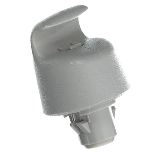 Nissаn Altіmа Murаnо Pathfinder Rogue Sun Visor Retainer Clip Holder Latch Lock Genuine (OEM) PАRT NR.: 96409-3JS0А