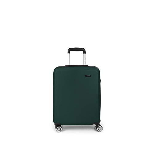 Maleta Cabina, Mondrian Gabol, 55x40x20, 34 L (Verde)