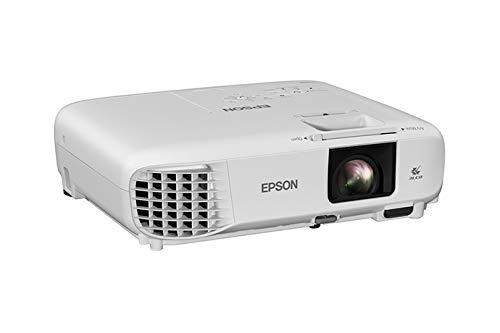 Epson EB-FH06 Full HD-Projektor mit 1080p (Kontrastverhältnis 16.000:1, Weiß- und Farbhelligkeit 3500 Lumen)