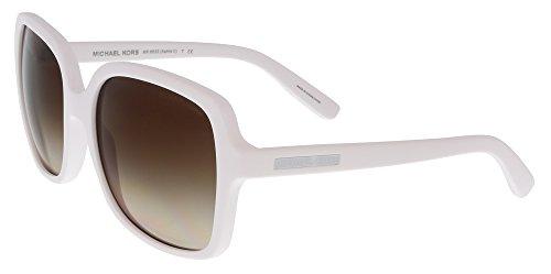 Michael Kors Mk6033 Astrid Ii 306413 Gafas de sol cuadradas Blanco