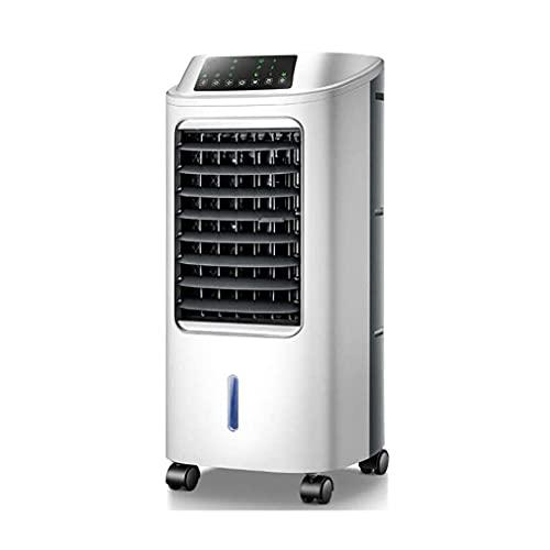 Ventiladores de aire acondicionado, Electrodomésticos, aire acondicionado portátil, con control remoto circulador de aire compacto, espacio móvil, refrigerador de evaporación súper silencioso, ajuste