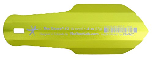 New Improved Deuce(R) Ultralight Backpacking Potty Trowel - Now in 3 Sizes