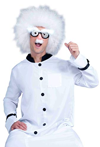 Forum Novelties Mad Scientist Adult Costume Kit One Size