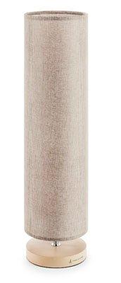 New Haven - Lámpara de mesa (columna pequeña), color beige