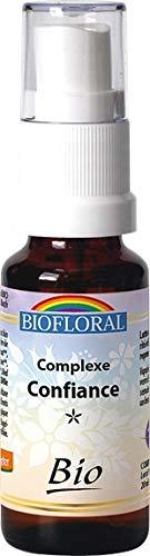 Biofloral - Elixir floral du docteur bach complexe n°6 serenite - vaporisateur élixir floral 20 ml -