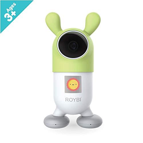 ROYBI Robot: Smart Learning Toy Robot & Tutor in STEM, Sprachen, für Kinder ab 3 Jahren, funktioniert mit iOS und Android