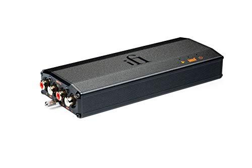 Preamplificatore phono iFi iPhono3 Black Label per giradischi compatibile con MM e MC - Upgrade audio HiFi