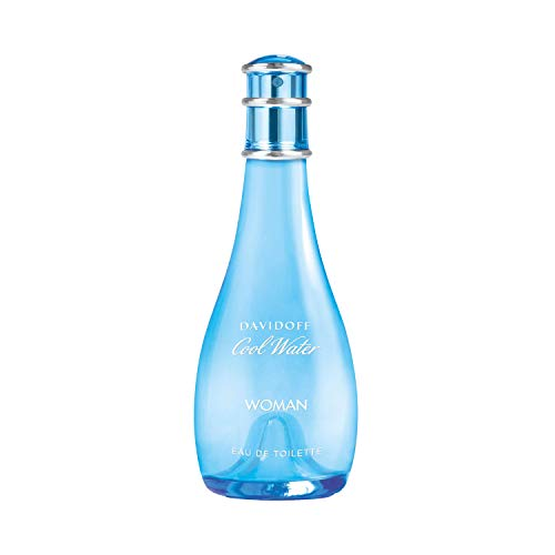 Cool Water by Davidoff for Women 3.4 oz Eau de Toilette Spray