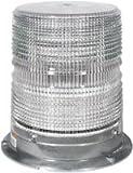 Ecco 81597 6600-series Medium Profile Strobe Lamp, 12-24 V, Clear