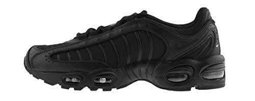 Nike Air MAX Tailwind IV, Zapatillas de Running para Hombre, Black Dk Smoke Grey Clear, 40.5 EU