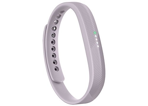 Fitbit Flex 2 Fitness Tracker Lavender (Renewed)