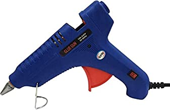 مسدس سليكون حراري ازرق - HL-8-60W