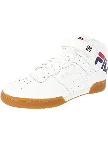 Fila Men's F-13 Logo Basketball Shoes
