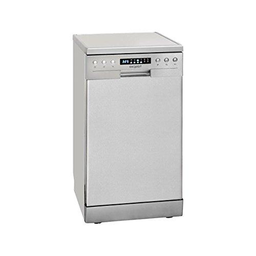 Stand Geschirr Spülmaschine Spühler EEK A+++10 Maßgedecke Exquisit GSP9510.1 inox
