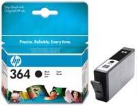HP Photosmart 6510e-All-in-One Drucker–CQ761B–HP CB316EE (364) Original Tintenpatrone schwarz