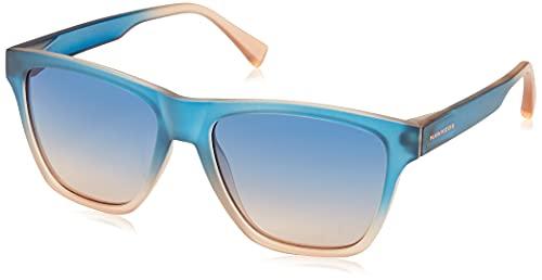 HAWKERS LS Gafas de sol, Azul/Rosa, One Size Unisex Adulto
