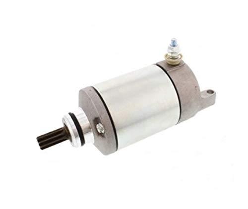 Motor de Arranque Starter Motor Compatible con Arctic Cat DVX 400 Kawasaki KFX 400 Suzuki DRZ LTZ 400