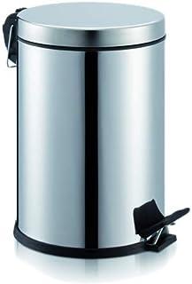 Kenway 404 Stainless Steel Pedal Bin - 8L
