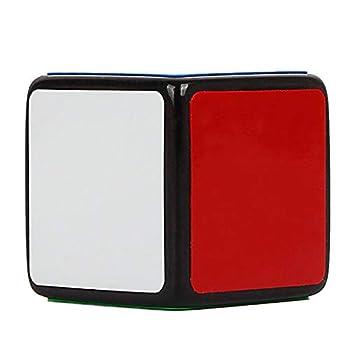GoodCube 1x1x1 Cube Dice 1x1 Magic Cube Puzzle Black