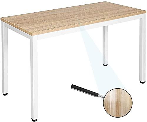 scrivania da ufficio componibile beige 120 x 60 cm altezza 75 cm