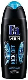 Fa Men Kick Off Refreshing Body & Hair Shower Gel 250 ml / 8.3 fl oz