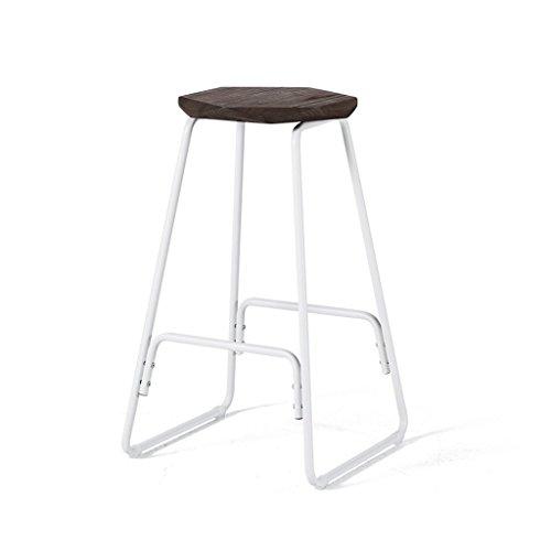 Fauteuils Chaise en fer forgé Chaise en bois massif Tabouret haut Tabouret rétro Tabouret Fauteuils et Chaises