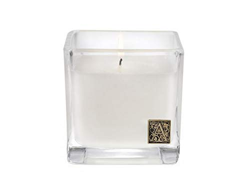 Aromatique SMELL OF SPRING Cube 12 oz Glass Scented Jar Candle