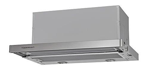 Küppersbusch EDIP9450.0E Flachschirm-Dunstabzugshaube, Metall, Edelstahl