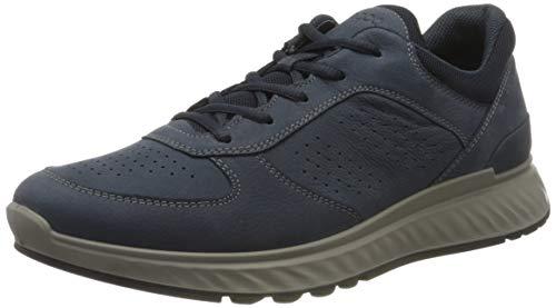 ECCO Herren EXOSTRIDE M Zinnia Yak Outdoor Shoe, Blau (Marine), 43 EU