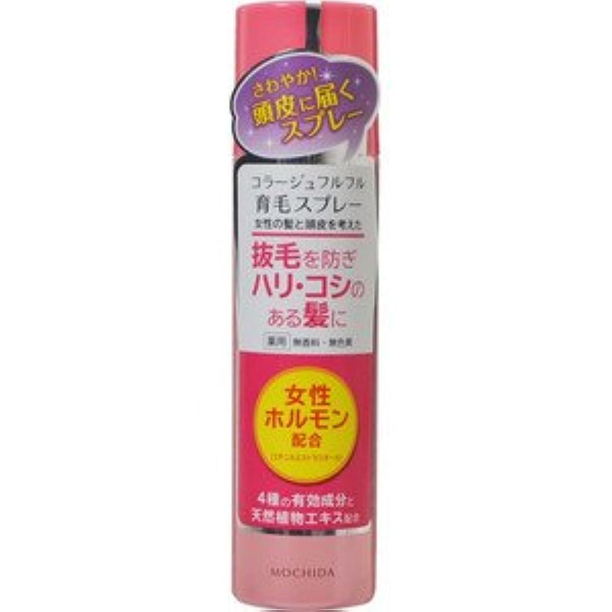 むしゃむしゃ休憩なしで(持田ヘルスケア)コラージュフルフル 育毛スプレー 150g(医薬部外品)