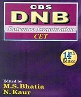 DNB-CET: Entrance Examination