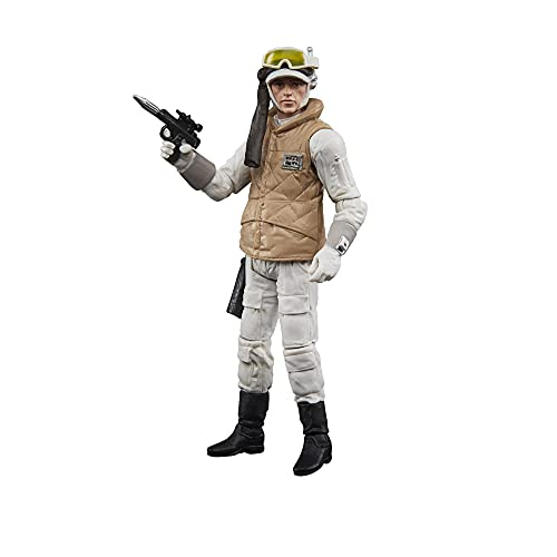 Star Wars The Vintage Collection Rebel Soldier (Echo Base Battle Gear) Toy, 3.75-Inch-Scale The Empire Strikes Back Action Figure