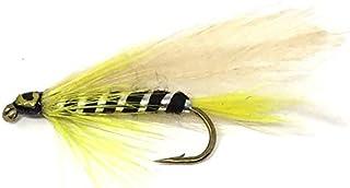 les mouches 6 California Moustique Fishing Flies ~ Taille 16 ~ SIX