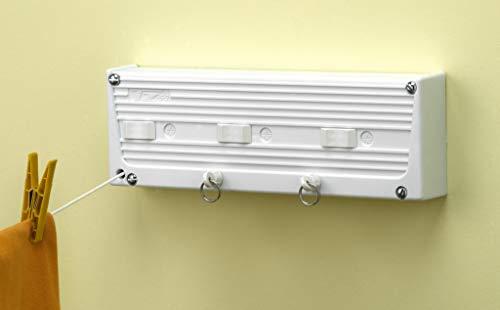 Cuncial TZ 102002 - Tendedero de ropa automático, 3 hilos