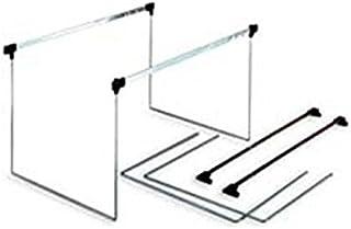 Esselte Actionframe Drawer File Frame Letter Size, 2 Pack (AFF24) (Renewed)