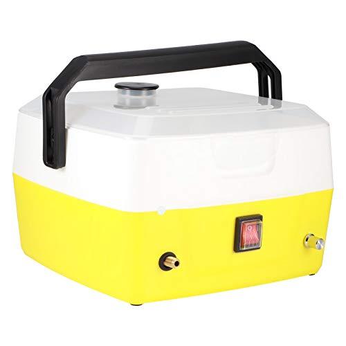 Fockety Hochdruck-Dampfreiniger, 4.5Bar 3000W Hochtemperatur-tragbare tragbare Dampfreinigungsmaschine Automatisches Pumpen Für Home Kitchen Kühlschränke Klimaanlage Dunstabzugshaube Auto(EU)