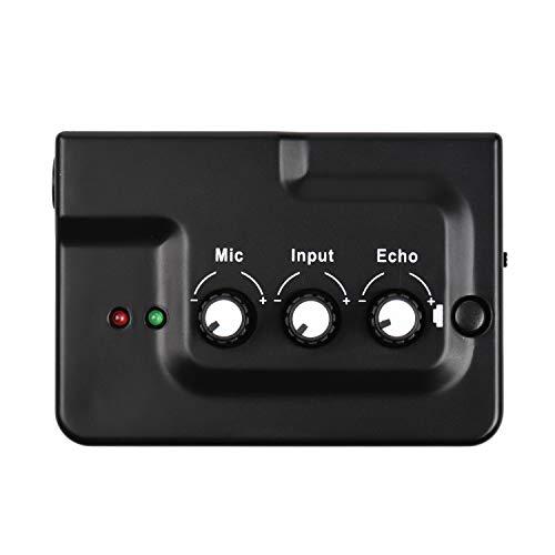 Audio-Schnittstellen,Extaum Externe Smartphone-Aufnahme Soundkarte Audio-Schnittstelle Netzwerk Online-Gesangsgerät Unterstützt BT-Funktion Musikinstrument-Verbindung für Live-Streaming-Aufn