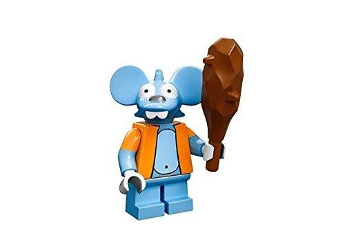 The Simpsons Lego Mini Figure Itchy