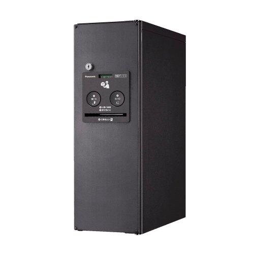 パナソニック(Panasonic) 宅配ボックス COMBO スリムタイプ 前出し 右開 メタリックグレー CTNR4010RHの写真