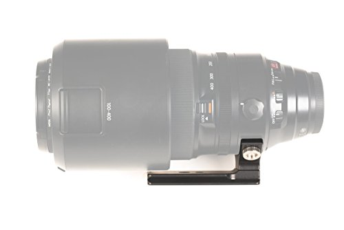 Hejnar Photo Arca Type Low Profile Foot Replacement for Fujifilm XF 100-400mm f/4.5-5.6 R LM OIS WR Lens. Made in U.S.A